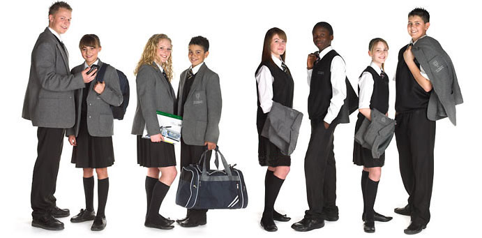 an argument against wearing school uniforms in public schools in the united states Dress codes growing in style at us schools in fact, us public schools with school uniforms increased from 13 percent to 19 percent from 2003 to 2012 but higher percentages of public city schools than public suburban schools require students to wear uniforms.